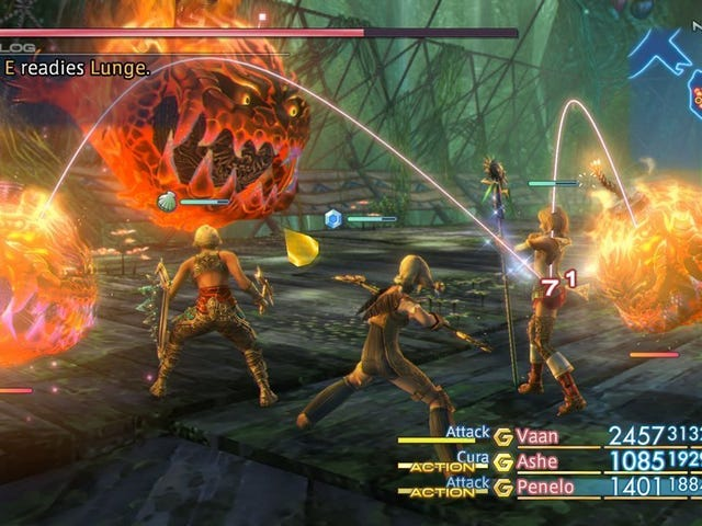 Pick Up Final Fantasy XII: The Zodiac Age For $35