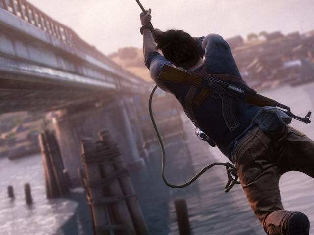 Add Uncharted 4To Your PS4 Library For Just $15