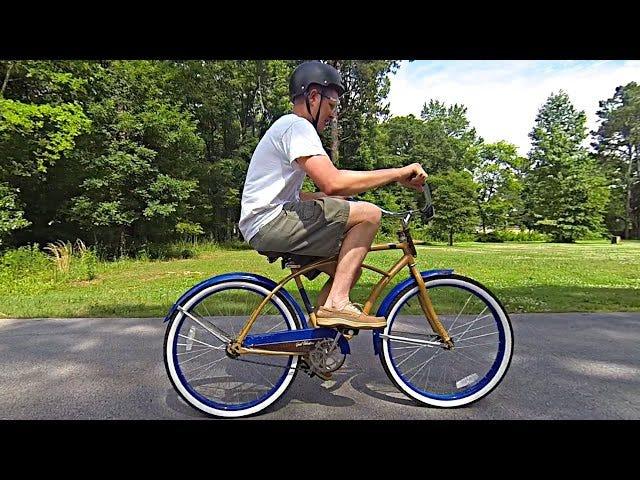 จักรยานไปข้างหลัง = สมองที่สำคัญ