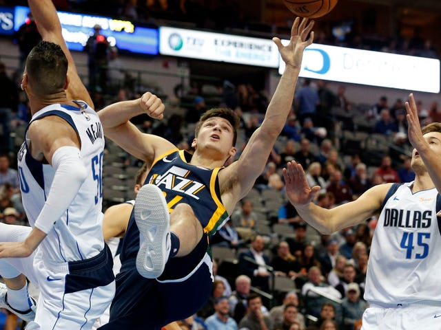How The Hell Did The Jazz Lose By 50 To The Mavericks?
