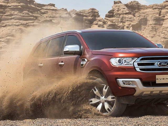 Ford Says 'Baterai Yang Tidak Dipasang Yang Benar' Disebabkan Kebakaran SUV Everest