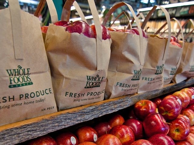 This Is How Much Amazon Has Cut Whole Foods Prices