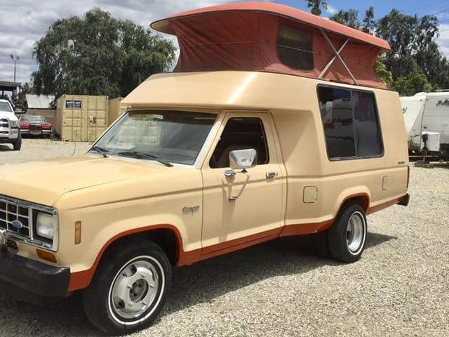 Pelumba Ford Ranger ini adalah Rumah Tangga yang saya perlukan