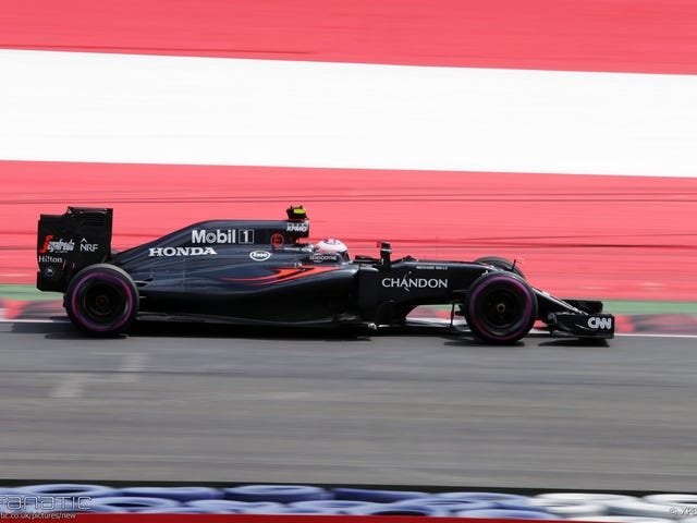 Austrian Grand Prix Results (Spoilers)