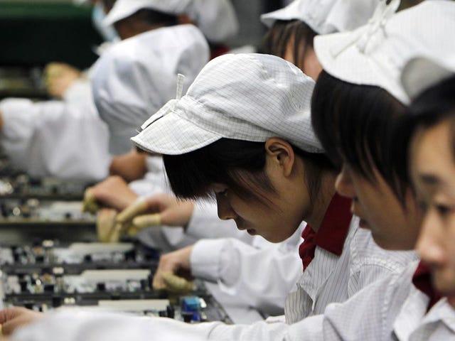 La producción de iPhone probablemente nunca llegará a Estados Unidos
