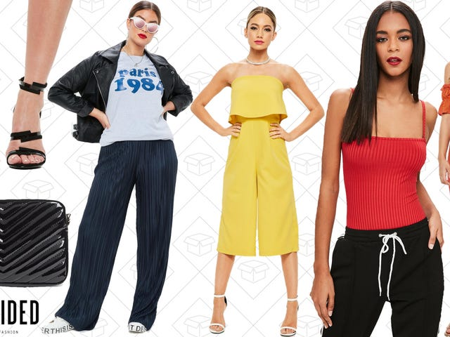 UK Brand Missguided Is Taking 50% Off Basically Everything They Sell