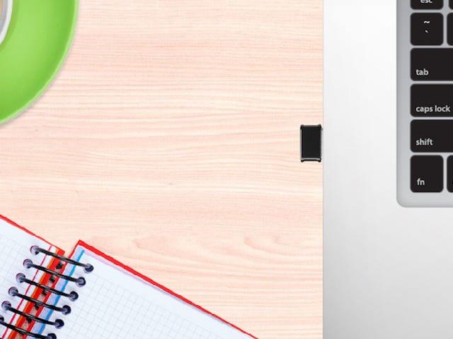 Voici un adaptateur Wi-Fi décent qui résoudra le problème Wi-Fi de votre Mac