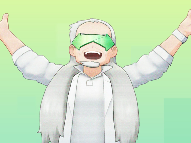 The Internet Reacts To Pokémon Home's New Professor Oak