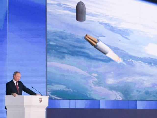 रूस ने परमाणु विस्फोट के पास शहर को खाली करने का आदेश दिया और बाद में आदेश को रद्द करने का फैसला किया