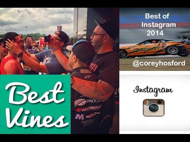 Corey Hosford's 2014 Instagram/Vine compilation