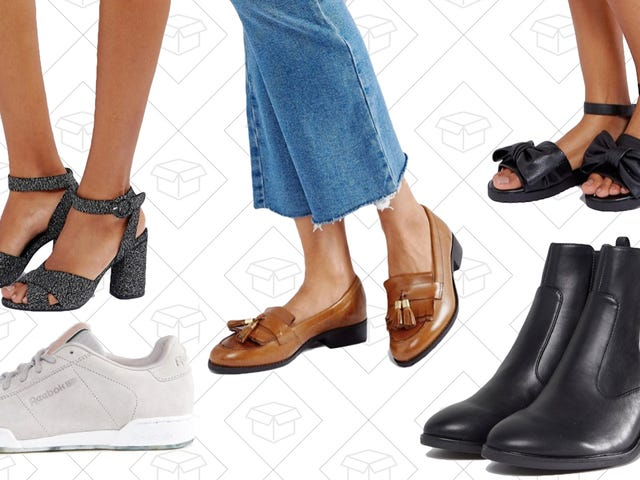 Basically Any Kind of Shoe You Could Need is Up to 60% Off at ASOS