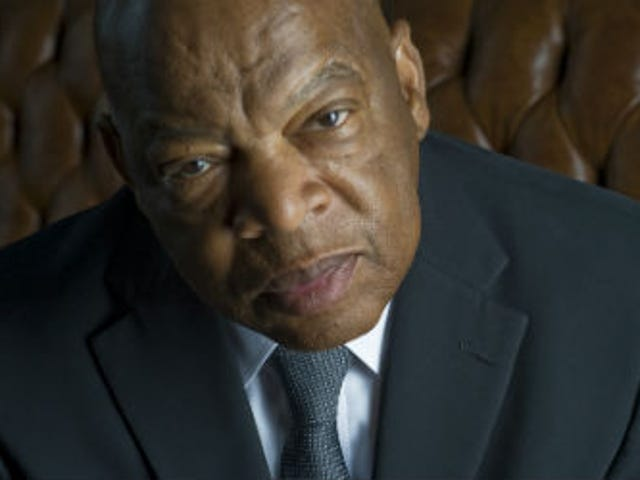 What a Comic Book Reveals About Why John Lewis Led a Congressional Sit-In