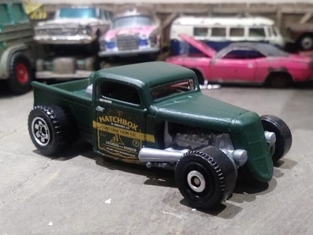Truck Thursday, Hot Rod Ford.