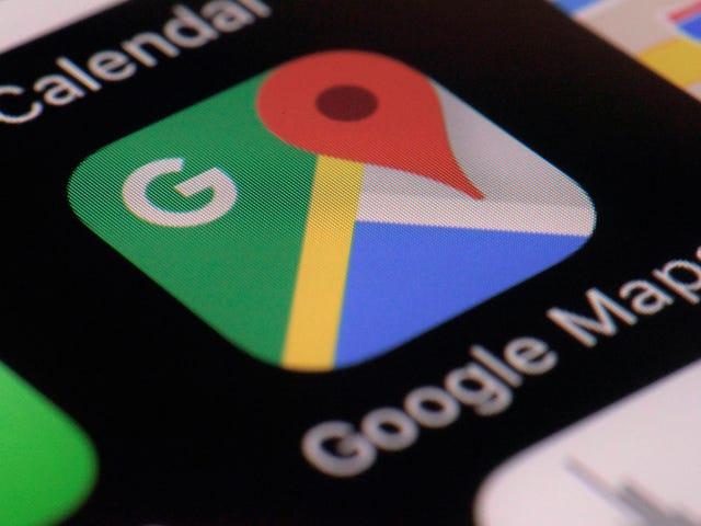Các Fed, Cảnh sát đang sử dụng Tính năng Lịch sử Vị trí của Google để truy tìm các nghi phạm