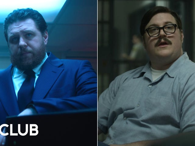 Cameron Britton on jumping from Mindhunter to The Umbrella Academy