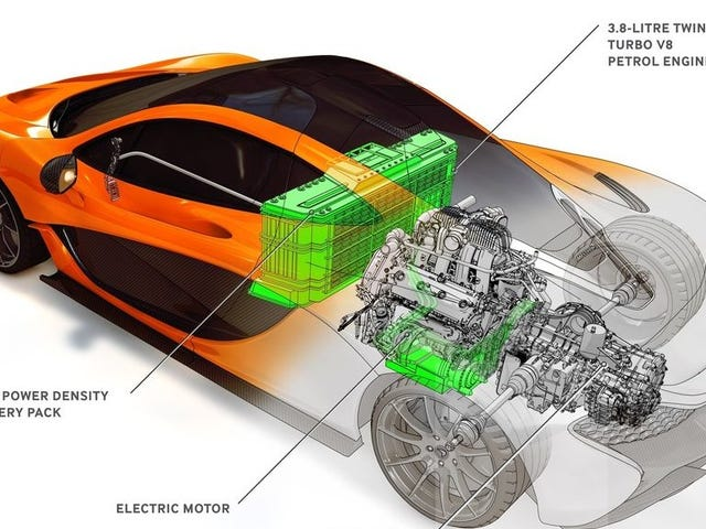 McLaren Will Come Out With New Cars Every Damn Day If That's What It Takes To Go Hybrid