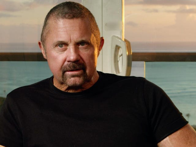 Kane Hodder on stunt work and becoming one of the men behind the Jason mask