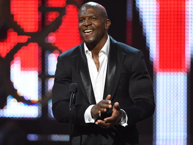 Terry Crews Says He Was Groped by a 'High Level Hollywood Executive'