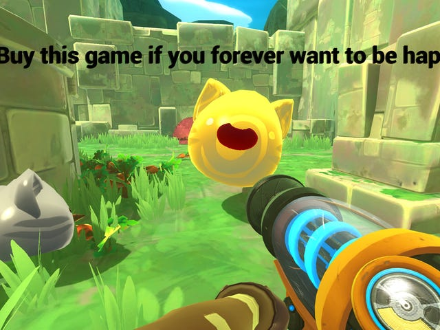 Slime Rancher, As Told By Steam Recenzje