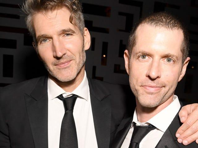 Netflix-Disney-feiden hjalp med at sprænge Benioff og Weiss 'Star Wars-film