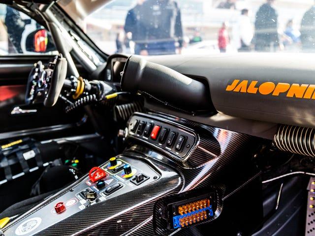 Winward Racing Is Testing The Jalopnik Bump At The 24 Hours Of COTA