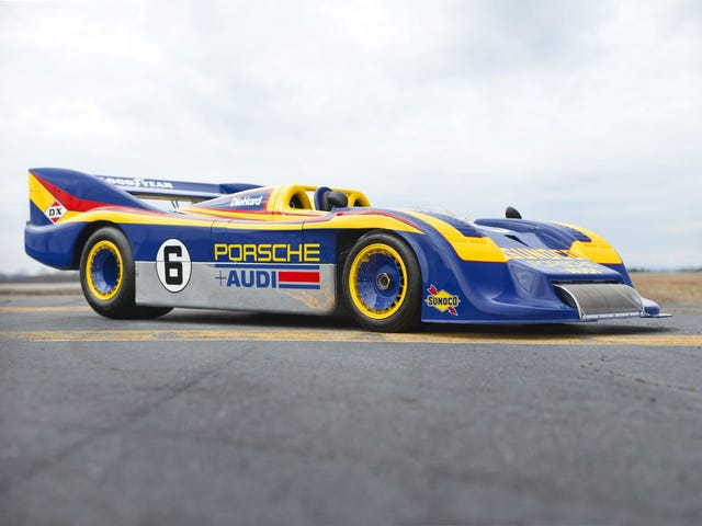 Porsche Fun Facts With K-Roll #3