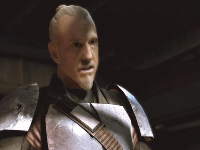El Jedi más cool de <i>Star Wars Extended Universe</i> podría haber estado en <i>Rogue One</i>