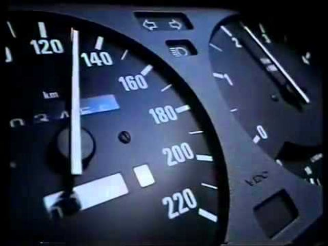 La vidéo promotionnelle BMW E30 est Pure-Cocaine induite voiture-porno 80