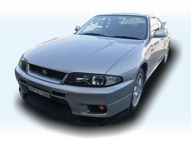 The Luckiest Bloke in Australia Just Found a Perfect Stock Nissan R33 Skyline GT-R for Sale