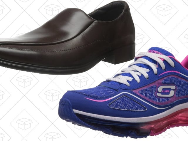 Treat Yourself To A New Pair of Skechers, Starting Under $20 Today Only