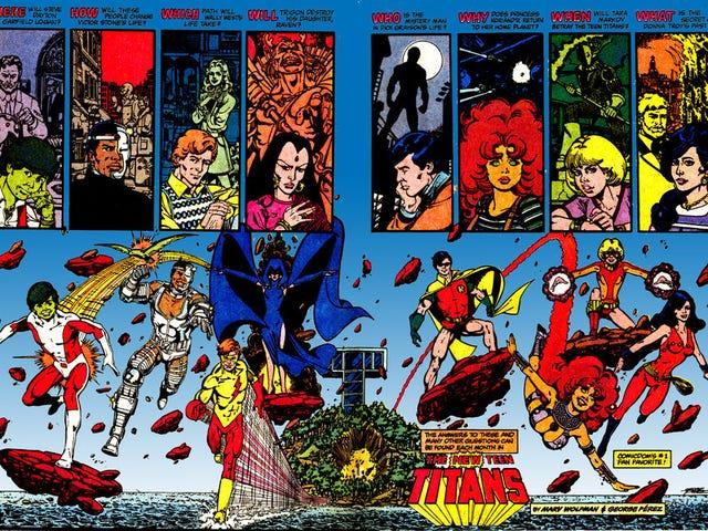10 Teen Titans (Plus 1 Other) Vi vil elske at se i den nye tv-serie