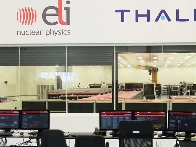 ELI-NP HPLS - το πιο ισχυρό λέιζερ στον κόσμο