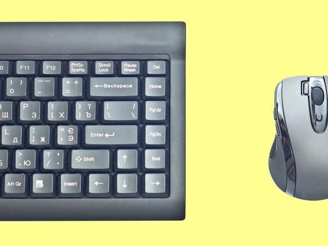 Tetikus dan Papan Kekunci Tanpa Wayar Anda Boleh Di-hack untuk Kawalan Keuntungan PC Anda