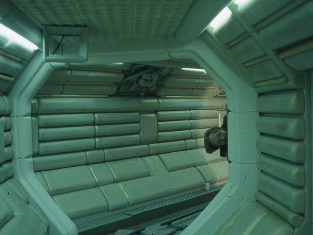 Hukommelse er et overfladisk kig på Alien's oprindelse