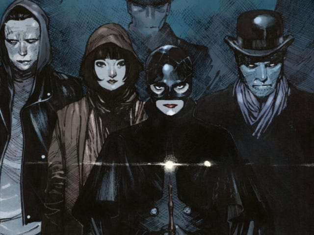 James Wan Will Direct the Pilot of Mark Millar's The Magic Order for Netflix