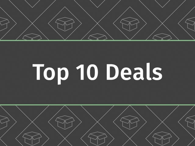 The 10 Best Deals of May 15, 2018