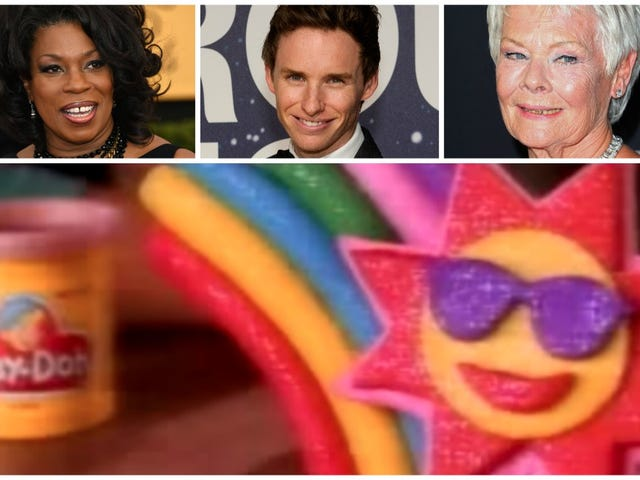 Who Should Star In the Upcoming Live-Action Play-Doh Movie?
