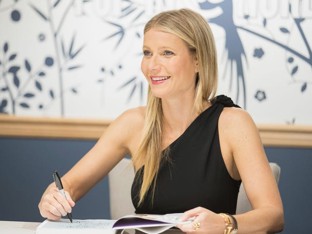 Gwyneth Paltrow: 'If You Want to Fuck With Me, Bring Your A Game'