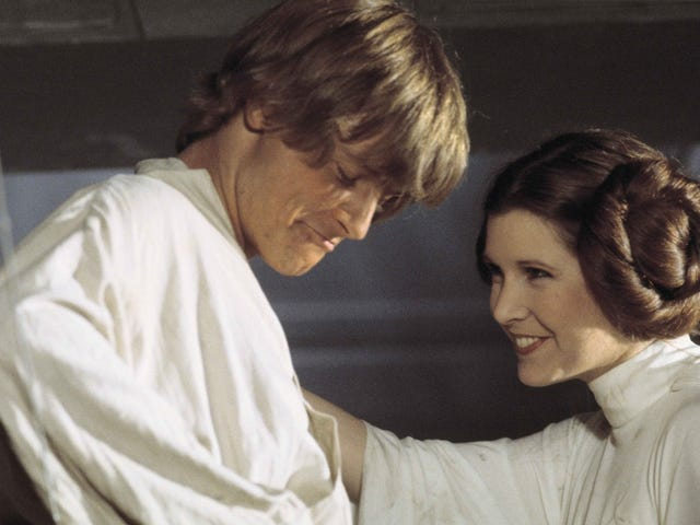 Mark Hamill Shares His Feelings on His First Star Wars Movie Without Carrie Fisher