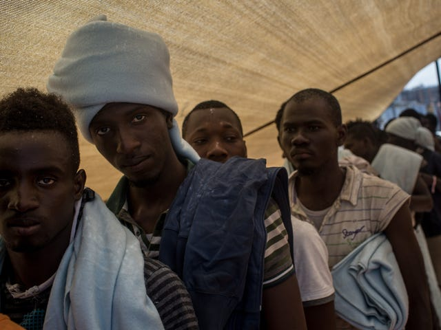 Libyan Slavery Is Wrong, and It's Partly America's Fault. So Why Aren't We Doing More About It?