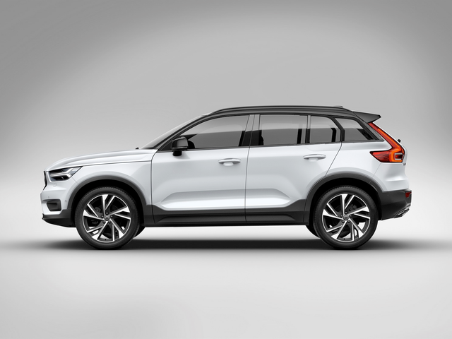 2019 XC40: My Interpretation