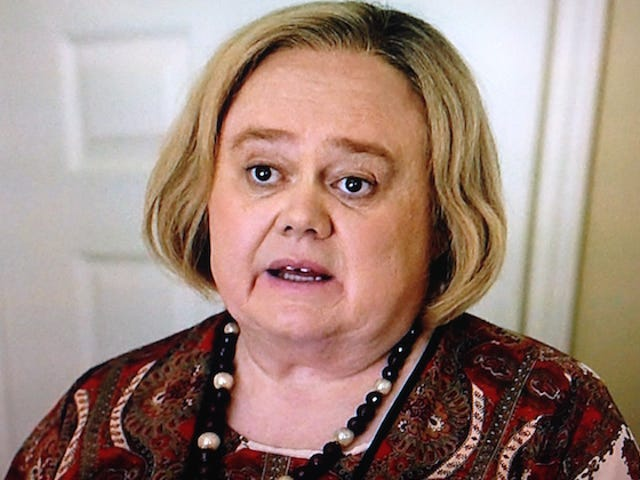 Baskets, My Mother and Louie Anderson