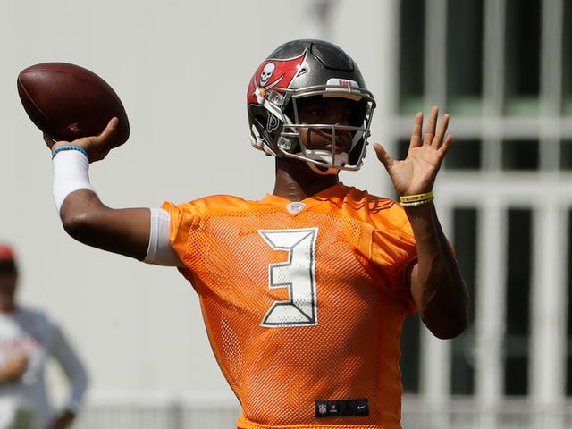 Report: Jameis Winston Will Be Suspended Three Games For Alleged Uber Driver Groping