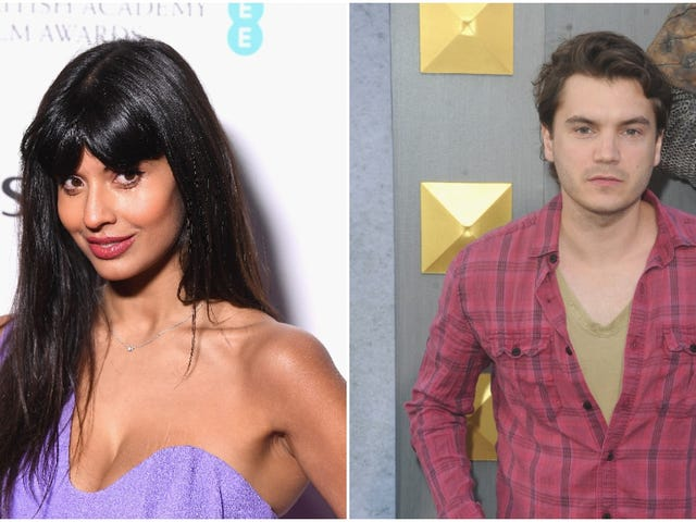 Jameela Jamil would like to remind Quentin Tarantino, everybody else, that Emile Hirsch assaulted a woman