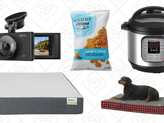 Die Top Deals von Montag: Instant Pot, Anker DashCam, ermäßigte Matratzen und mehr