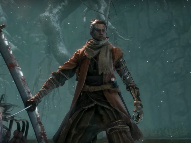 What I Know About Surviving In Sekiro I Learned On The Volleyball Court