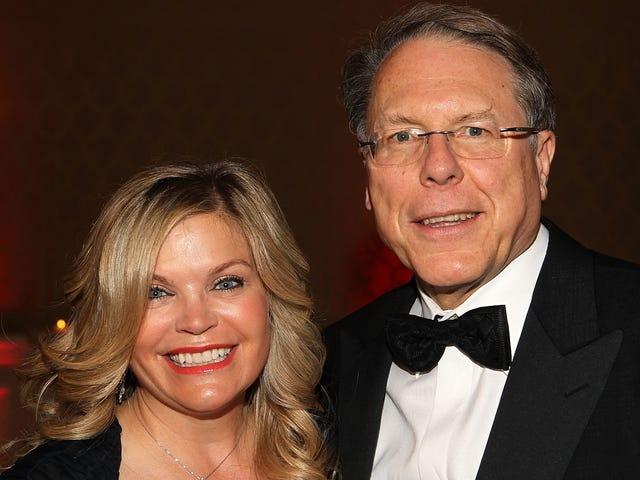NRA Spent Thousands Of Dollars Of Donor Funds On Hair and Makeup For CEO's Wife