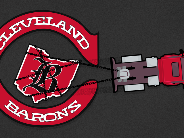 The Cleveland Barons' NHL Existence Was A Short And Spectacular Disaster