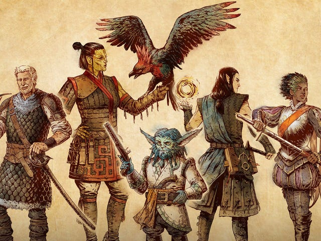 Picking An RPG Party Is Agony