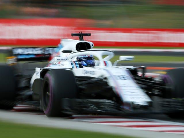 F1-kuljettaja Lance Strollin biljardööri isä ostaa Rival F1 -tiimin